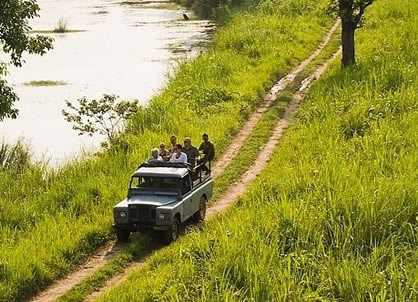 The Safety of a Foreign Traveler in Uganda on Self drive
